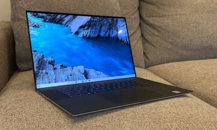 Dell XPS 17 (9700) Examen: Machine grand écran