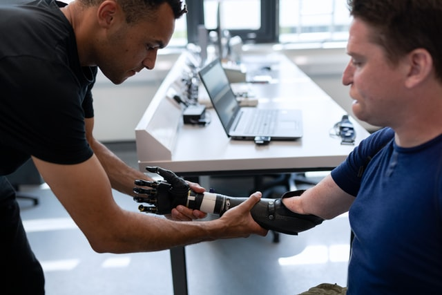 Prosthetic arm launched with direct to consumer approach
